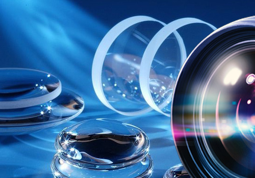 Optical components and lenses