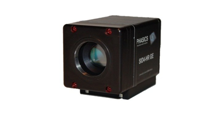 Phasics SID4-HR wavefront sensor